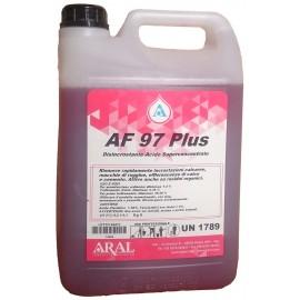 AF 97 Plus Detergente Disincrostante per Piscine Specifico per la Pulizia di Inizio Stagione