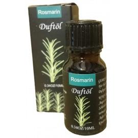 Olio Profumato al Rosmarino Boccetto 10 ml per Diffusori Ambientali e Aromaterapia