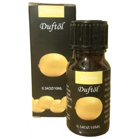 Olio Essenziale Limone 10 ml per Vaporizzatori Ambientali Aromaterapia