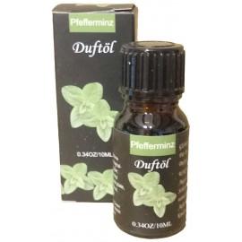Olio Profumato Menta 10 ml per Vaporizzatori Ambientali e Aromatherapy