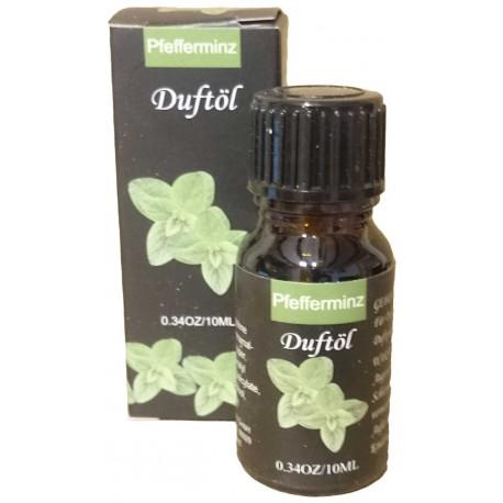 Olio Essenziale Menta 10 ml per Vaporizzatori Ambientali e Aromatherapy