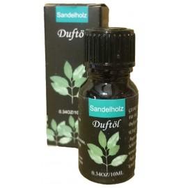 Olio Profumato 10 ml al Sandalo per Aromaterapia Diffusori Ambientali