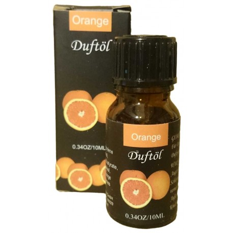 Olio Essenziale Profumo Arancia 10 ml per Aromatherapy Vaporizzatori Ambientali