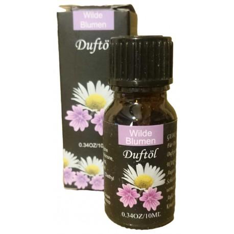 Olio Essenziale 10 ml Fiori Selvatici per Aromaterapia e Diffusori Ambientali