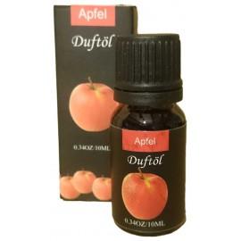 Olio Profumato Mela Boccetto 10 ml per Aromatherapy e Diffusori Ambientali