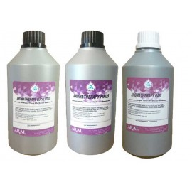 Nuovo Tris Essenze 500 ml per Saune Aromatherapy Bagno Turco dei Vostri Centri Benessere