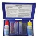 Kit Tester Ph e Cloro Completo per Analisi Piscina Professionale