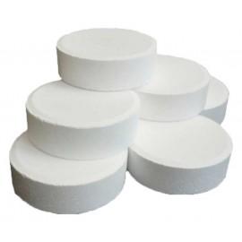 Tricloro 90% Pastiglie 200 gr Disinfezione e Mantenimento della Piscina
