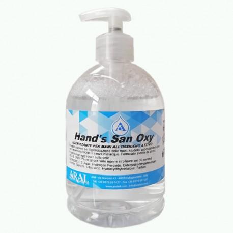Hand's San OXY Igienizzante Mani senza Acqua