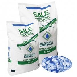 SALE IN CRISTALLI DEPUREL addolcitore d'acqua cristalli extra grossi selezionati
