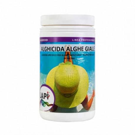 Alghicida Alghe Gialle Antialghe Liquido Specifico per Piscine