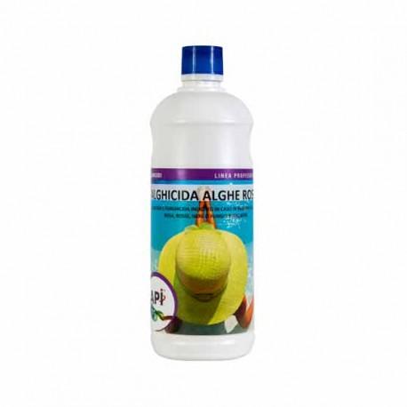 Alghicida Alghe Rosse Prodotto Antialghe Liquido Specifico per Piscine
