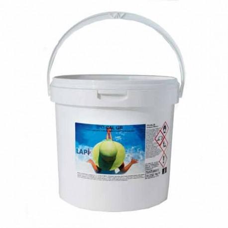 Ipoclorito di Calcio Formato Granulare per Disinfezione della Piscina