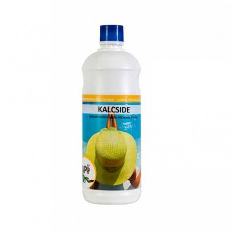 Kalcside Liquido Disincrostante per Eliminare Depositi Calcarei dalla Piscina