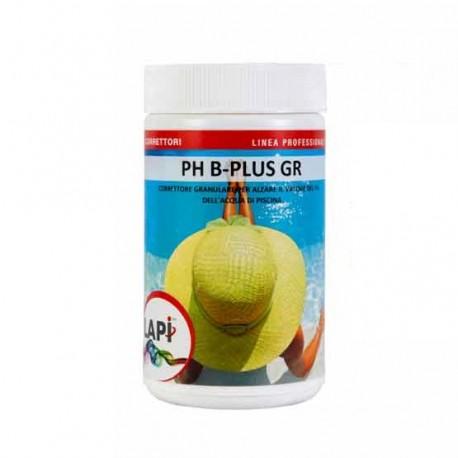 Ph B-Plus Formato Granulare per Aumento del Ph della Piscina