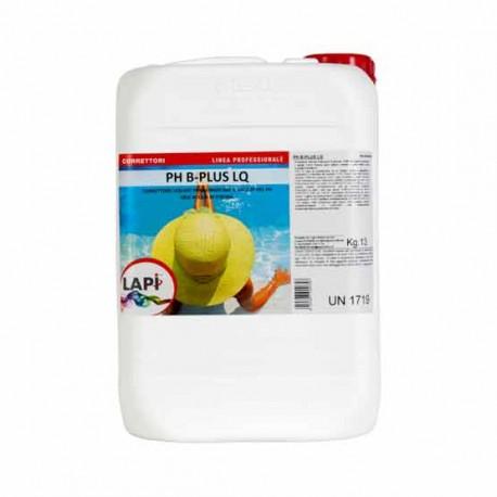 Ph B-Plus Liquido Specifico per Aumentare e Regolare pH della Piscina