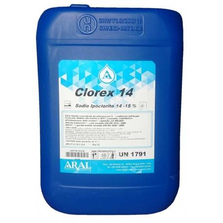 Kit Prodotti Completo Disinfezione Piscine Cloro Liquido e Antialghe