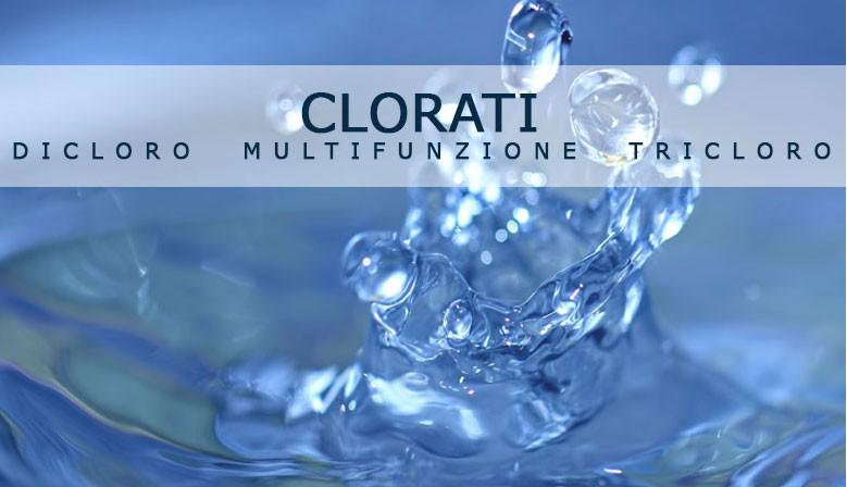 Clorati dicloro multifunzione tricloro